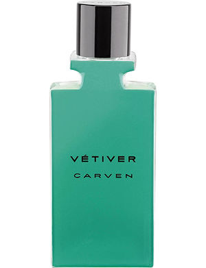 CARVEN Vetiver cologne