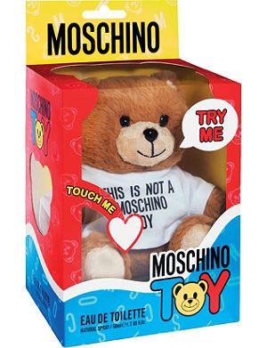 MOSCHINO Moschino Toy eau de toilette 50ml
