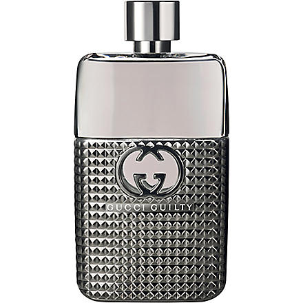 GUCCI Gucci Guilty Pour Homme Stud limited edition eau de toilette 90ml