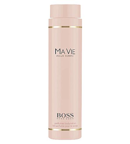 HUGO BOSS BOSS Ma Vie Pour Femme body lotion 200ml