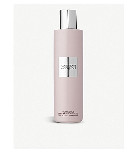 VIKTOR & ROLF Flowerbomb shower gel 200ml