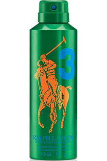 RALPH LAUREN The Big Pony Collection deodorizing body spray