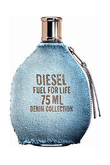 DIESEL Fuel For Life Denim eau de toilette