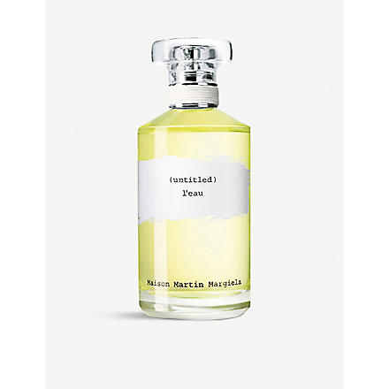 MAISON MARTIN MARGIELA Untitled l'eau eau de toilette 100ml