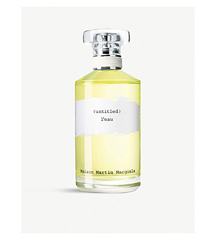 MAISON MARGIELA Untitled l'eau eau de toilette 100ml