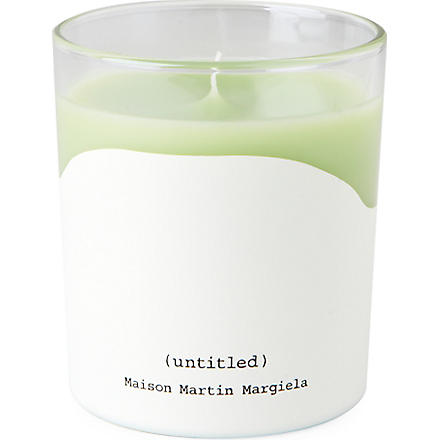 MAISON MARTIN MARGIELA Untitled candle