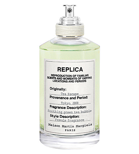 MAISON MARGIELA Replica Tea Escape eau de toilette 100ml