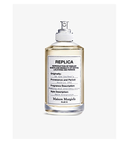 MAISON MARGIELA Replica At the Barber's eau de toilette 100ml