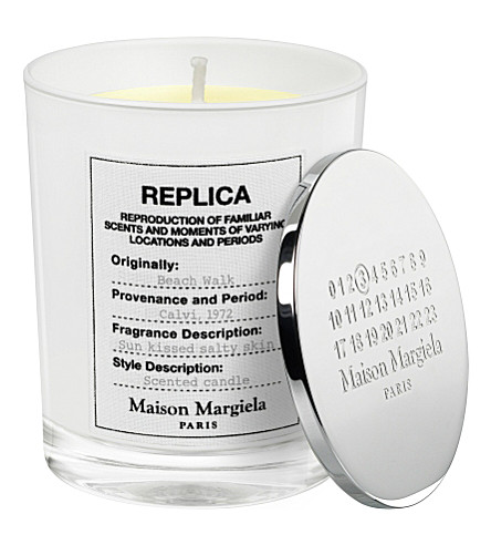 MAISON MARGIELA Replica Beach Walk candle