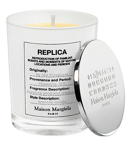 MAISON MARGIELA Replica Fireplace candle