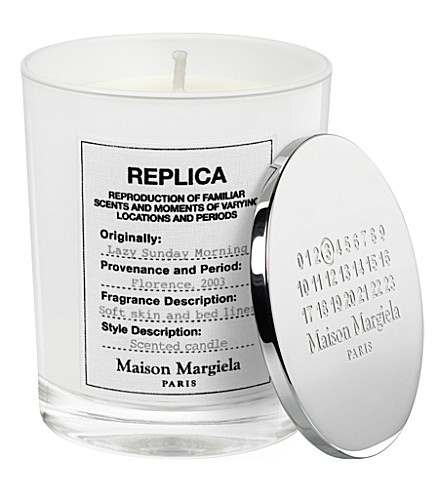 MAISON MARGIELA Replica Lazy Sunday candle