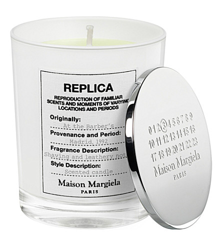 MAISON MARGIELA Replica Barbershop candle