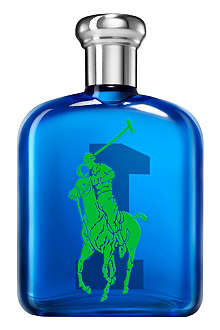 RALPH LAUREN Big Pony Blue Men eau de toilette