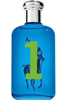 RALPH LAUREN Big Pony Blue eau de toilette 50ml