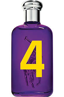 RALPH LAUREN Big Pony Purple eau de toilette 50ml