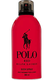 RALPH LAUREN Polo Red body spray 300ml