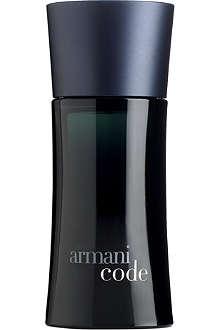 ARMANI Armani Code eau de toilette