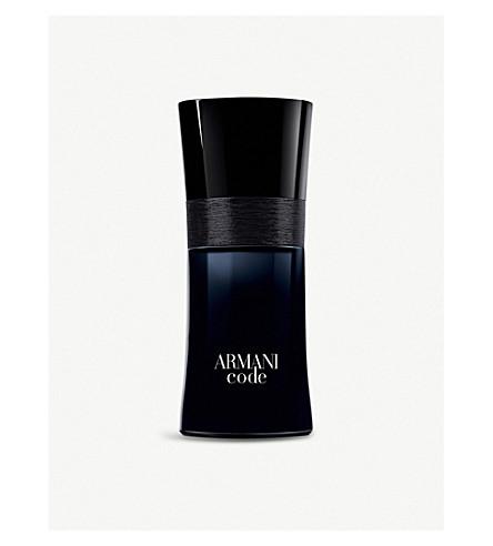 GIORGIO ARMANI Armani 代码淡香水