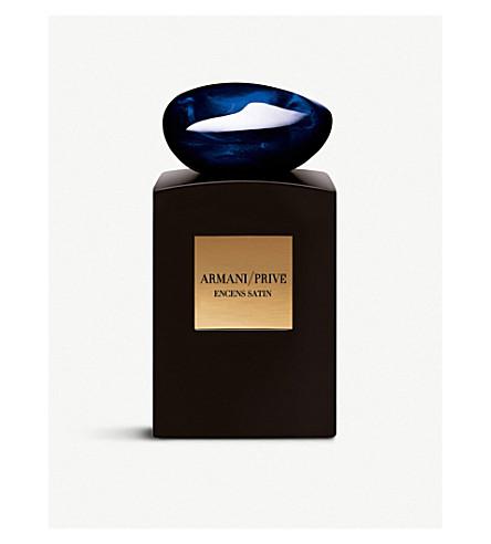 GIORGIO ARMANI Privé Encens Satin eau de parfum 100ml
