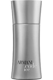 ARMANI Armani Code Ice eau de toilette 125ml