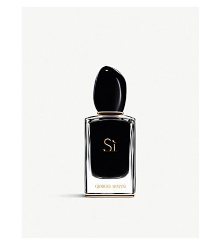 GIORGIO ARMANI Si intense eau de parfum 30ml