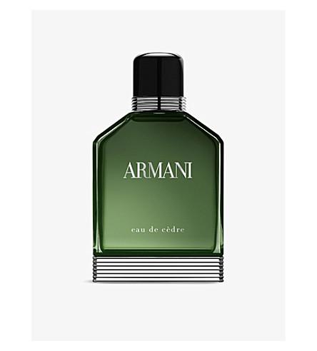 EMPORIO ARMANI Cèdre 淡香水50毫升