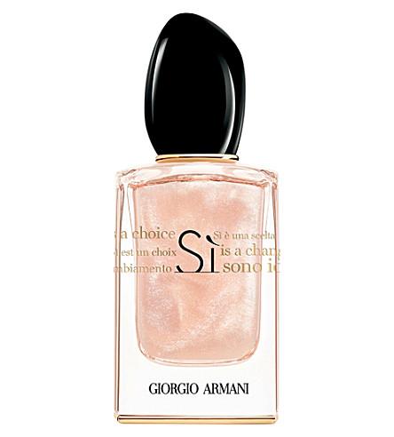GIORGIO ARMANI Limited Edition Sparkling Si Narce eau de parfum 100ml