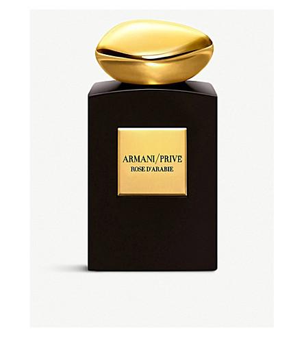 GIORGIO ARMANI Privé玫瑰 D Arabie 香水250毫升