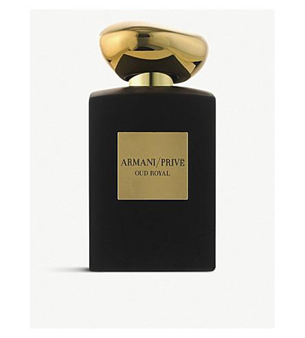 GIORGIO ARMANI Oud Royal eau de parfum 250ml