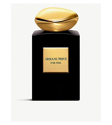 GIORGIO ARMANI Cuir Noir eau de parfum 250ml