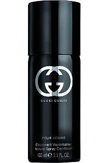 GUCCI Gucci Guilty for Men deodorant spray