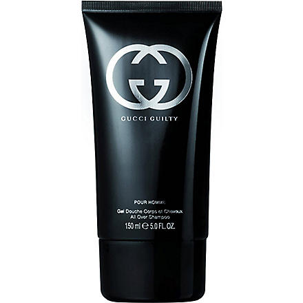 GUCCI Gucci Guilty for Men all–over shampoo