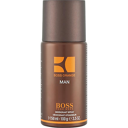 HUGO BOSS BOSS Orange Man deodorant spray