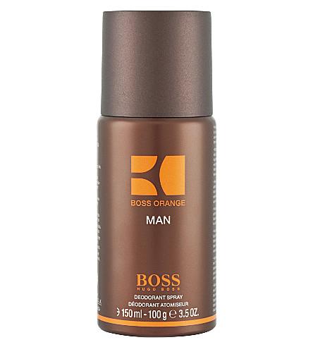 hugo boss boss orange man deodorant spray. Black Bedroom Furniture Sets. Home Design Ideas