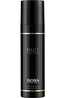 HUGO BOSS Boss Nuit deodorant spray 150ml