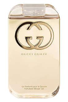 GUCCI Gucci Guilty shower gel 200ml