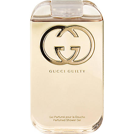 GUCCI Gucci Guilty shower gel