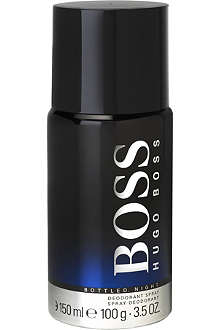 HUGO BOSS BOSS Bottled Night deodorant spray
