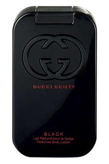 GUCCI Gucci Guilty Black body lotion 200ml
