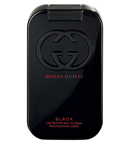 GUCCI Gucci Guilty Black body lotion 200ml