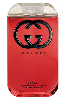 GUCCI Gucci Guilty Black shower gel 200ml
