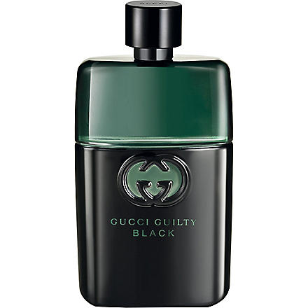 GUCCI Gucci Guilty Black Pour Homme aftershave lotion