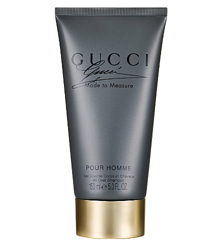 GUCCI Made to Measure all-over shampoo 150ml