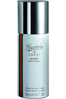 GUCCI Gucci By Gucci Sport Pour Homme deodorant spray