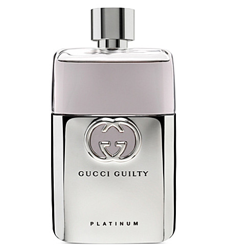 GUCCI Gucci guilty platinum eau de toilette