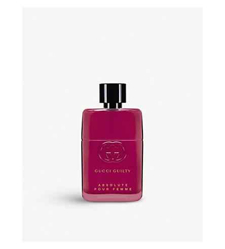 GUCCI Gucci Guilty Absolute Pour Femme eau de parfum