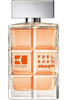 HUGO BOSS BOSS Orange Man Feel Good Summer eau de toilette