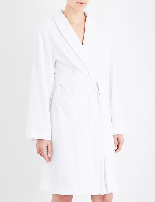 HANRO - Dressing gowns - Nightwear - Nightwear & Lingerie - Clothing ...