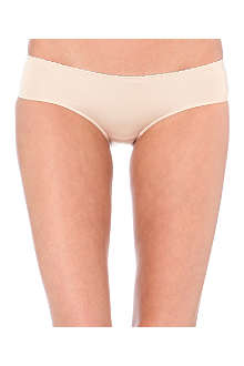 HANRO Satin Deluxe hipster briefs