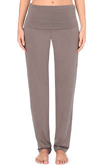 HANRO Chelsea stretch-jersey lounge trousers